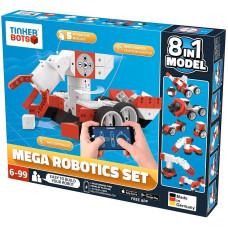 """Конструктор 8 в 1: """"Большой набор по робототехнике"""""""