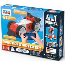 """Конструктор 4 в 1: """"Стартовый набор по робототехнике"""""""