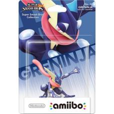 Интерактивная фигурка amiibo - Super Smash Bros - Greninja
