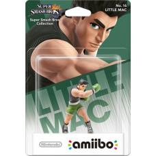 Интерактивная фигурка amiibo - Super Smash Bros - Little Mac