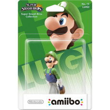 Интерактивная фигурка amiibo - Super Smash Bros - Luigi