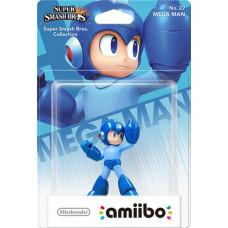 Интерактивная фигурка amiibo - Super Smash Bros - Mega Man
