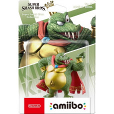 Интерактивная фигурка amiibo - Super Smash Bros - King K Rool