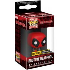 Брелок Deadpool - Pocket POP! - Bedtime Deadpool (Exc) (4 см)
