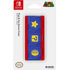 Кейс для хранения картриждей для NS (Super Mario)