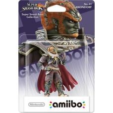 Интерактивная фигурка amiibo - Super Smash Bros - Ganondorf