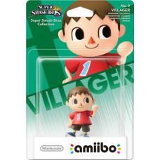 Интерактивная фигурка amiibo - Super Smash Bros - Villager