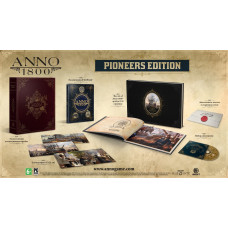 Anno 1800. Pioneers Edition [издание без игрового диска]