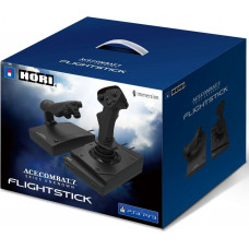 Джойстик HORI Flight Stick Hotas Ace Combat 7 для PS4 / PS3 / PC