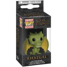 Брелок Game of Thrones - Pocket POP! - Rhaegal (4 см)