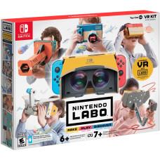 """Полный комплект Nintendo Labo """"VR"""" (Toy-Con 04) [NS, русская версия]"""