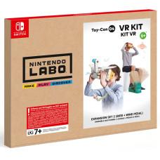 """Дополнительный набор Nintendo Labo """"VR"""" (Птица + Ветропедаль) (Toy-Con 04) [NS, русская версия]"""