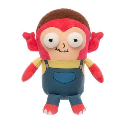 Мягкая игрушка Rick & Morty - Galactic Plushies - Morty Jr (15 см)
