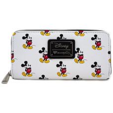 Бумажник со сплошным принтом Mickey Mouse Classic