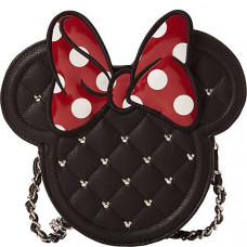 Сумка через плечо Minnie Mouse с вышивкой и бантом
