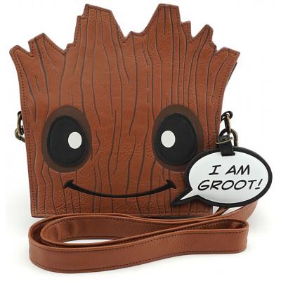 Сумка через плечо Guardians of the Galaxy - Groot Face