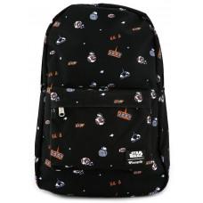 Рюкзак Star Wars со сплошным принтом BB-8