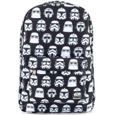 Рюкзак Star Wars со сплошным принтом шлемов Stormtrooper