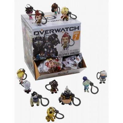 Брелок Overwatch - Blind Series 2 (1 шт, 5-6 см)