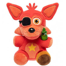Мягкая игрушка Five Nights at Freddy's: Pizzeria Simulator - Rockstar Foxy (15 см)