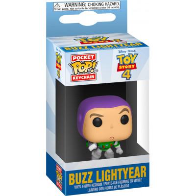Брелок Funko Toy Story 4 - Pocket POP! - Buzz Lightyear 37418-PDQ (4 см)