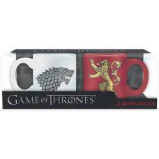 """Набор кружек Game of Thrones - """"Stark"""" & """"Lannister"""""""
