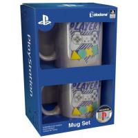 Набор кружек PlayStation Player One and Player Two