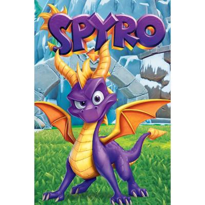Постер Spyro - Reignited Trilogy (61x91.5 см)