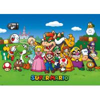 Постер Super Mario - Characters (61x91.5 см)