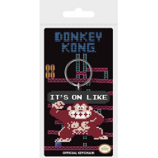 Брелок Donkey Kong - It's On Like (6 см)