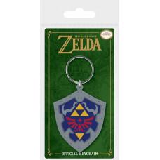 Брелок The Legend Of Zelda - Hylian Shield (6 см)