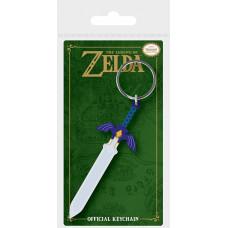 Брелок The Legend of Zelda - Master Sword (6 см)
