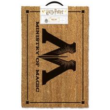 Коврик придверный Harry Potter - Ministry Of Magic (40x60 см)