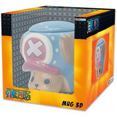 3D кружка One Piece - Chopper New World