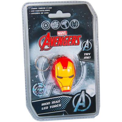 Брелок Good Loot Брелок-фонарик Avengers - Iron Man