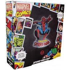 Светодиодная лампа Marvel Comics - Spiderman