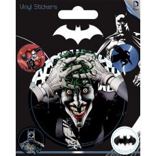 Набор наклеек DC Comics - Batman (5 шт)