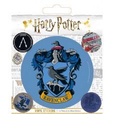 Набор наклеек Harry Potter - Ravenclaw (5 шт)