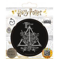 Набор наклеек Harry Potter - Symbols (5 шт)