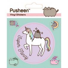 Набор наклеек Pusheen - Mythical (5 шт)