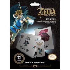 Набор наклеек The Legend of Zelda: Breath Of The Wild - Power (44 шт)