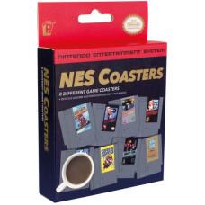 Набор подставок под напитки NES Cartridge (4 шт)