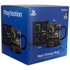 Кружка Playstation (Heat Change)