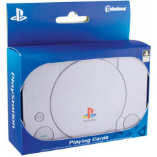 Игральные карты Playstation 1