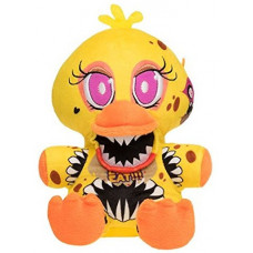 Мягкая игрушка Five Nights at Freddy's: The Twisted Ones - Chica (20 см)