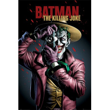 Постер Batman - The Killing Joke Cover (61 x 91.5 см)