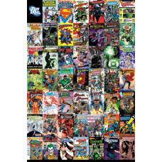 Постер DC Comics - Montage (61 x 91.5 см)