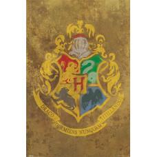 Постер Harry Potter - Hogwarts Crest (61x91.5 см)