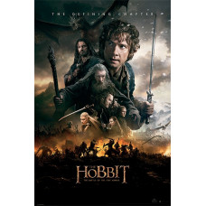 Постер The Hobbit: The Battle of the Five Armies - One Sheet (61x91.5 см)