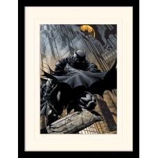 Принт в рамке Batman - Night Watch (30x40 см)